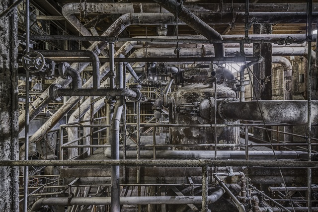 , 'Boiler Pipes,' , Front Room Gallery