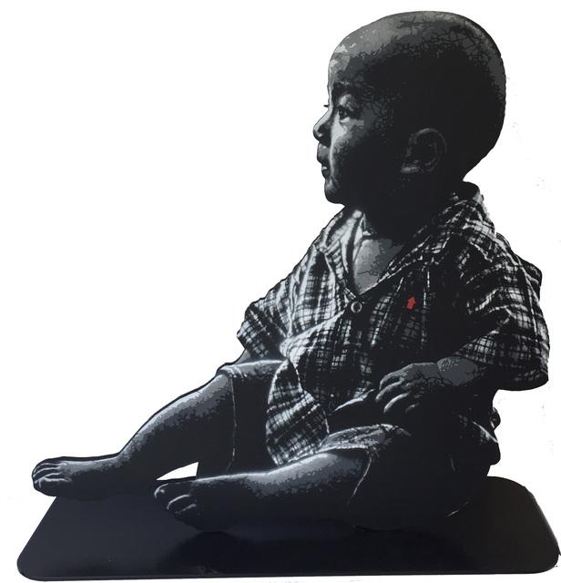 Jef Aérosol, 'ASIAN BABY', 2019, Galerie Martine Ehmer