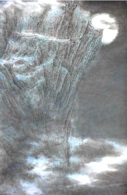 , '冷月無聲 (Chill Moon),' 2018, Artify Gallery