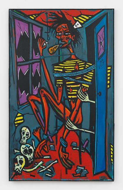 , 'No Exit,' 1984, Johannes Vogt Gallery
