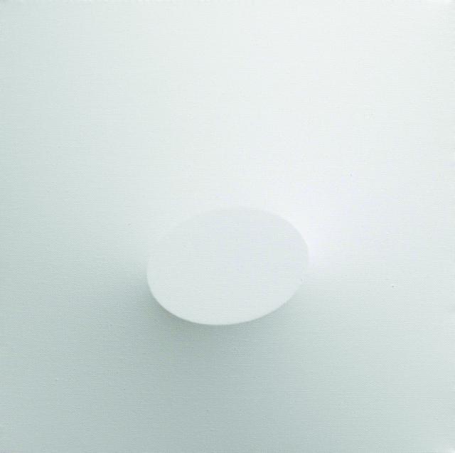 , 'Un ovale bianco,' 2014, Opera Gallery