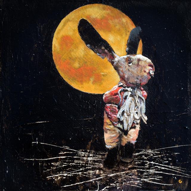, 'Stille Nacht,' 2017, La Luz de Jesus Gallery