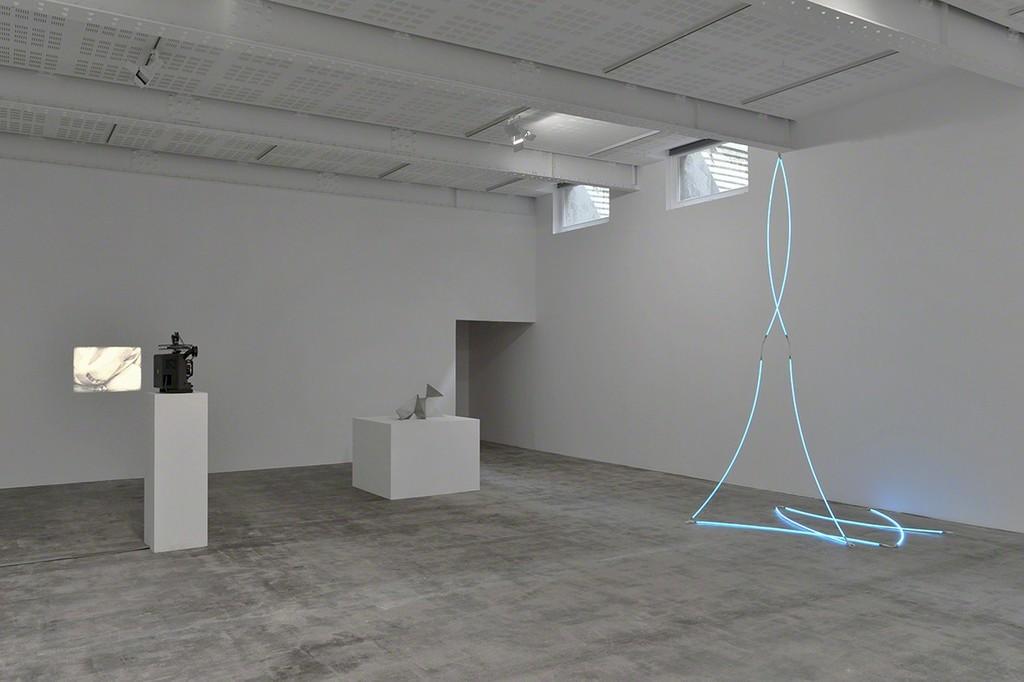 Presque rien  Installation View  Galerie Marian Goodman, Paris  June 5 – July 31, 2015