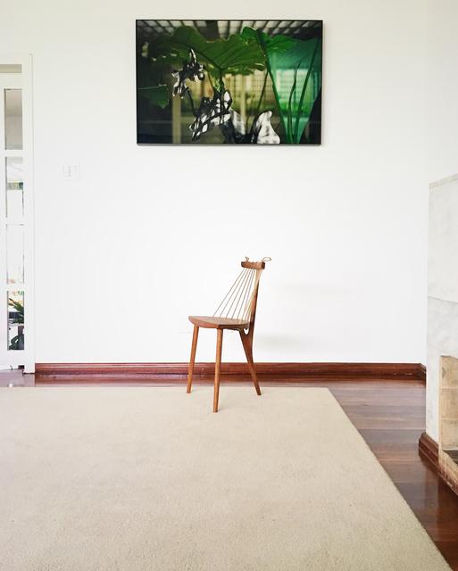 , ''3 Pés' chair in Freijó wood,' 2014, Apartamento 61