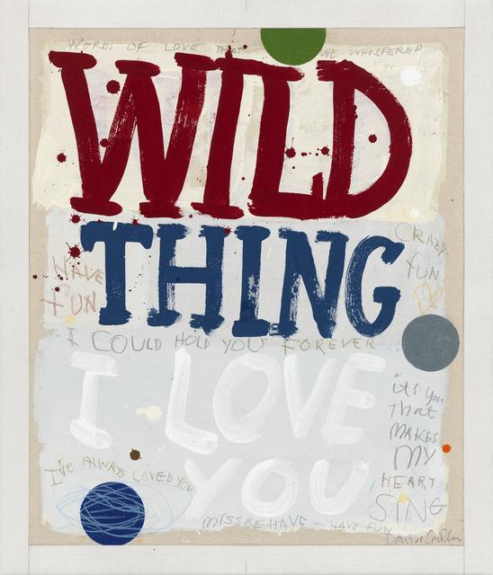 David Spiller, 'Wild Thing', 2012, Portland Gallery