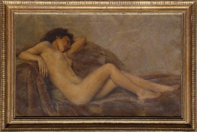 , 'Reclining Nude,' ca. 1940, RoGallery