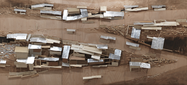 , 'Tsunami No. 2,' 2015, Annely Juda Fine Art
