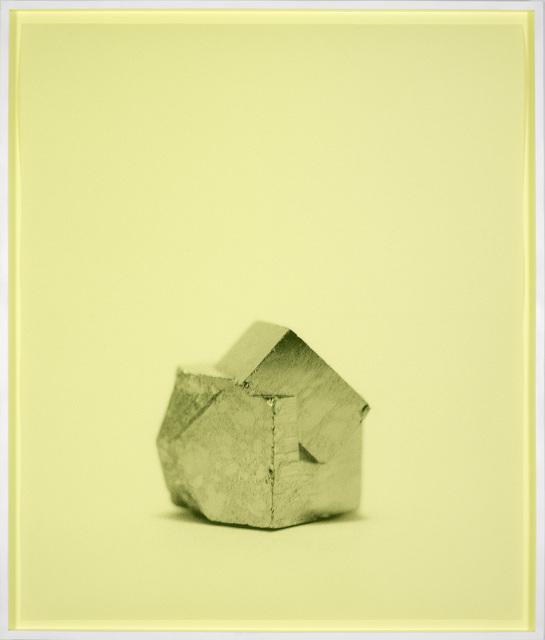 , 'KORREKTUR 5 (ENE),' 2010, Laura Bartlett