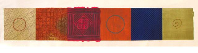 , 'Savasan II ,' 1987, Dolan/Maxwell