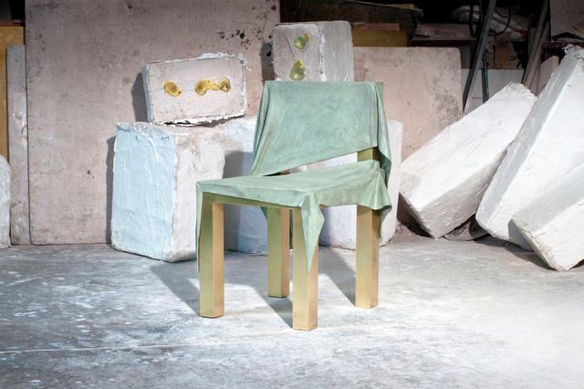 , 'Dressed Chair,' 2012, Industry Gallery