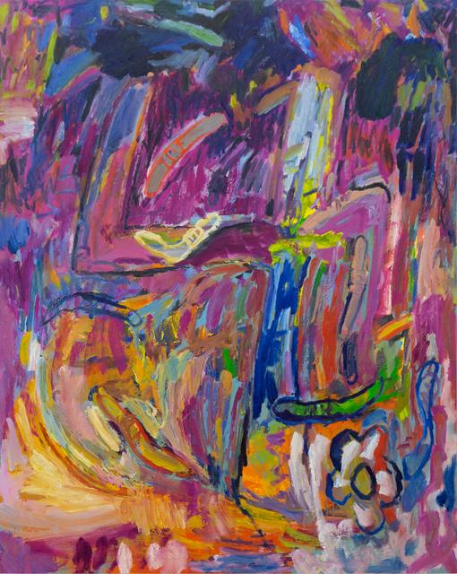 , 'Submerged,' 2019, V1 Gallery
