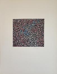 Untitled, Mark Tobey RWB