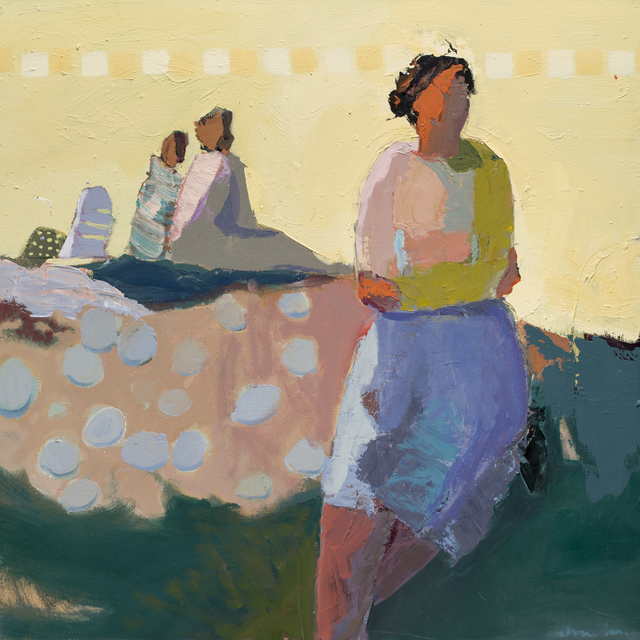 , 'Seaside,' 2018, Stremmel Gallery