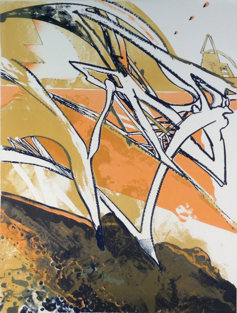 , 'Stationary Orbiting,' 1986, International Sculpture Center