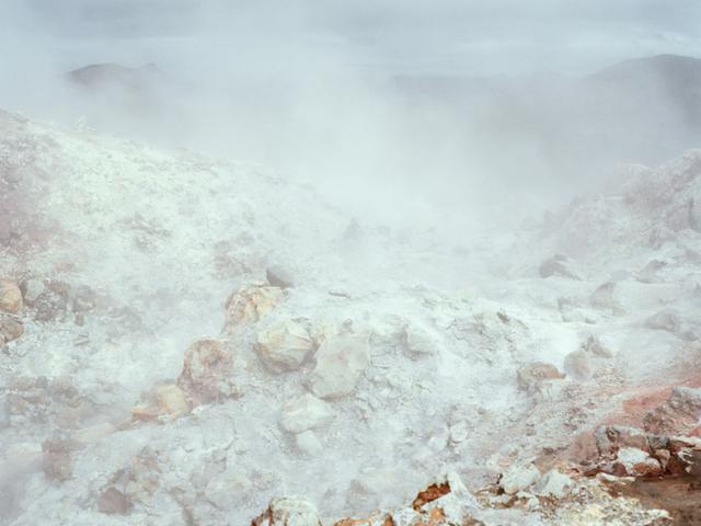 , 'hekla,' 2014, galerie burster