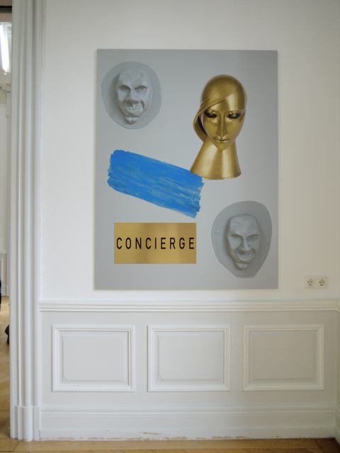 , 'Concierge,' 2017, Cultural Avenue