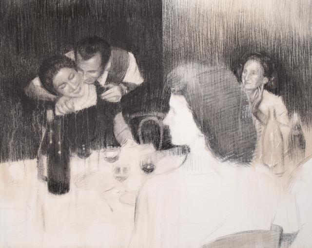 , 'Le câlin ,' ca. 2017, Anquins Galeria
