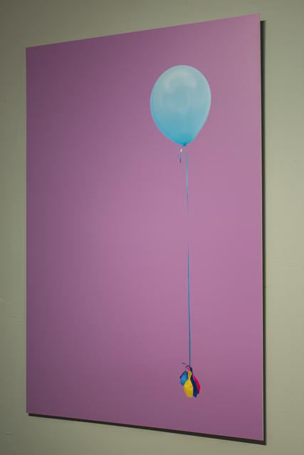 , 'Cheer up,' 2014, Pablo Cardoza Gallery