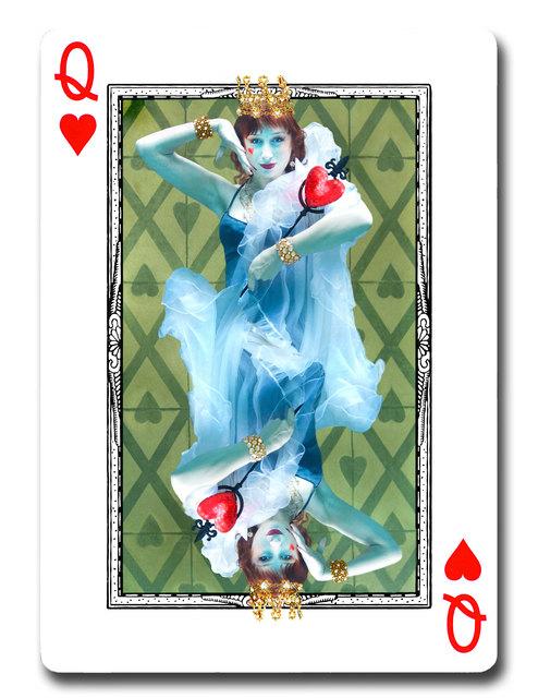Kathleen Wilke, 'Queen of Hearts', 2015, DECORAZONgallery
