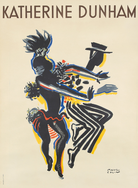 PAUL COLIN, 'Katherine Dunham. ', 1947, Rennert's Gallery