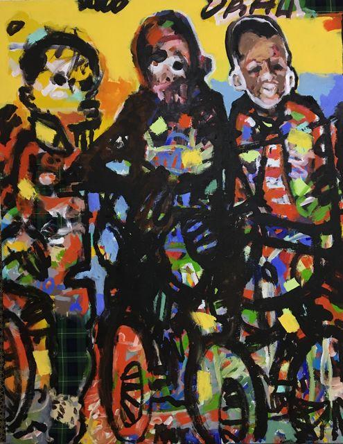 Cheikhou Ba, 'Do the math', 2019, Kristin Hjellegjerde Gallery