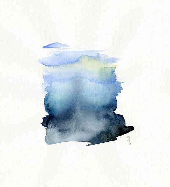 , 'Rainy View from Atelier,' 2016, Praise Shadows Fine Art