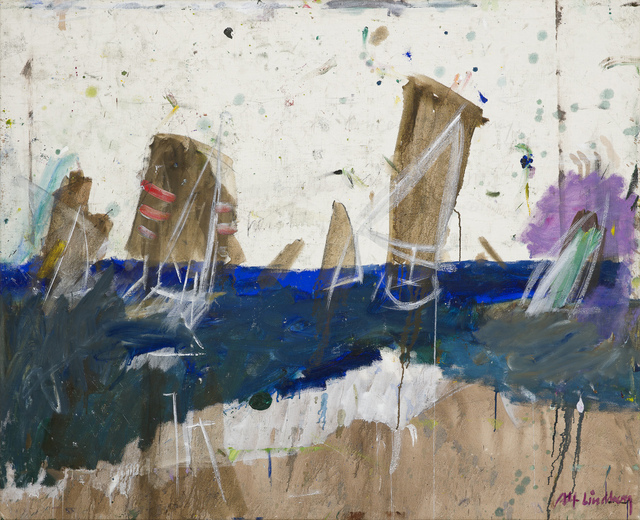 , 'Havet (The Sea),' 1987-1988, CFHILL