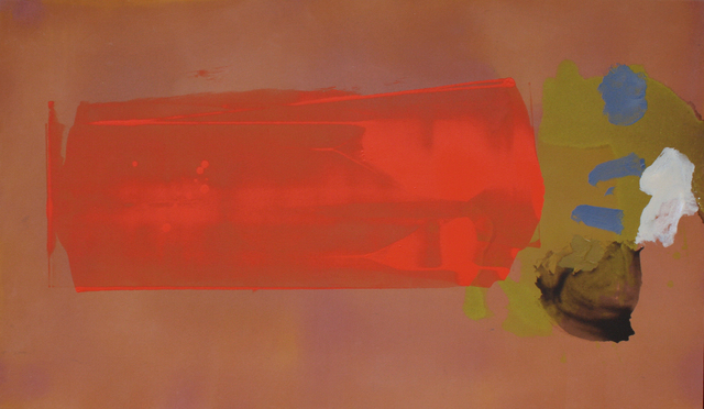 , 'Red Glow,' 2018, Wallace Galleries