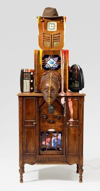 , 'Robot (Radio Man),' 1987, Galerie Thomas
