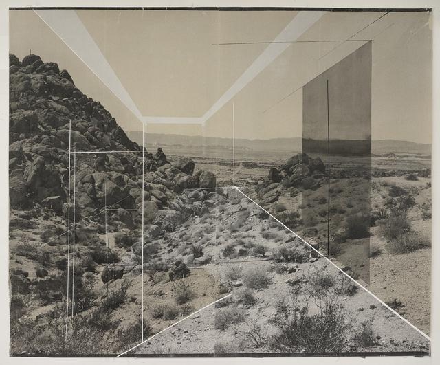 , 'Sense of Place #14,' 2016, Galerie Kandlhofer