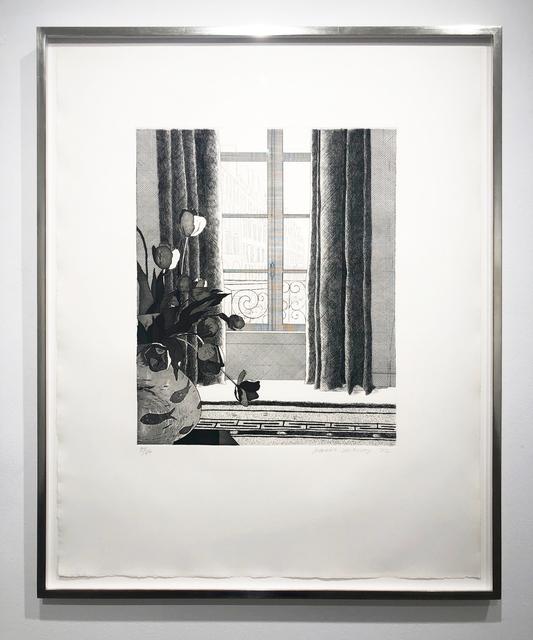 David Hockney, 'Rue de Seine (Museum of Contemporary Art, Tokyo 111)', 1972, Leslie Feely