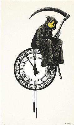 , 'Grim Reaper,' 2005, Gormleys Fine Art