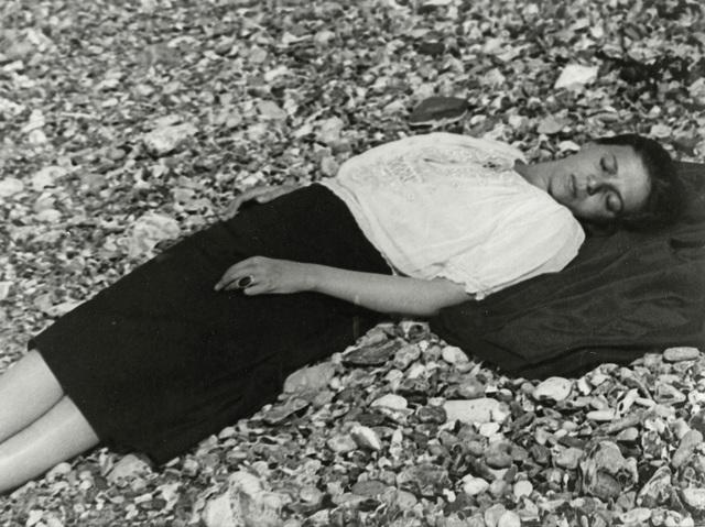 , 'Elizabeth Sleeping,' ca. 1930, Bruce Silverstein Gallery