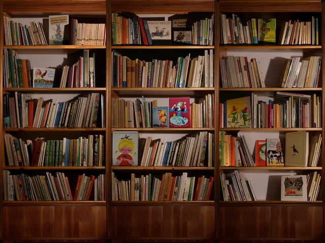 , 'DDR Children Library, Pritzwalk,,' 2015, Galerie Nagel Draxler