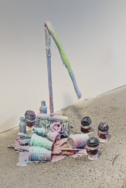 , 'Broom with kindling,' 2013-2014, Galerie Antoine Ertaskiran
