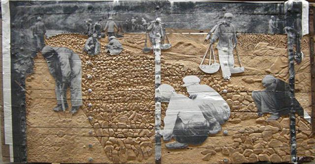Zhang Huan, 'Memory Door Series', 2007, Winston Wächter Fine Art