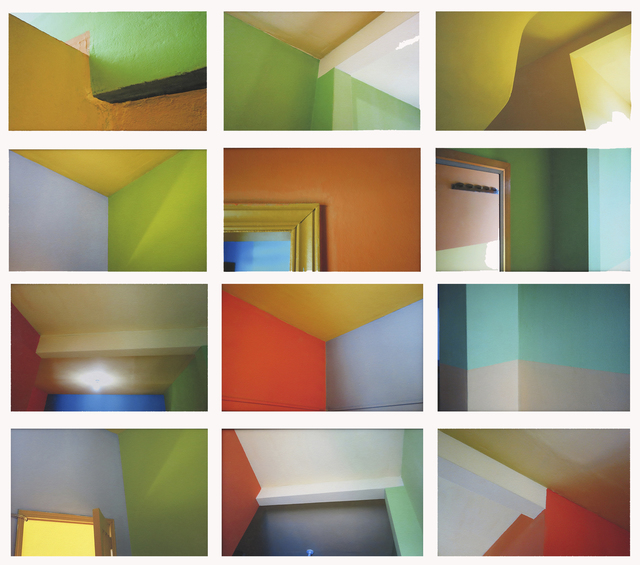 , 'Quartos Construtivos (set of 12),' 2013, A Gentil Carioca
