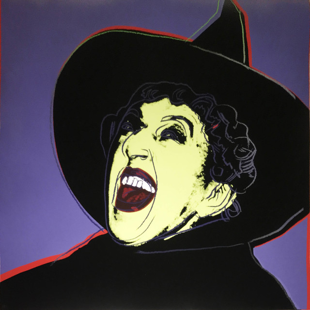Andy Warhol, 'Myths: The Witch II.261', 1981, Hamilton-Selway Fine Art