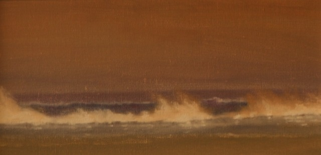 , 'Warm Surf,' 2018, Wally Workman Gallery