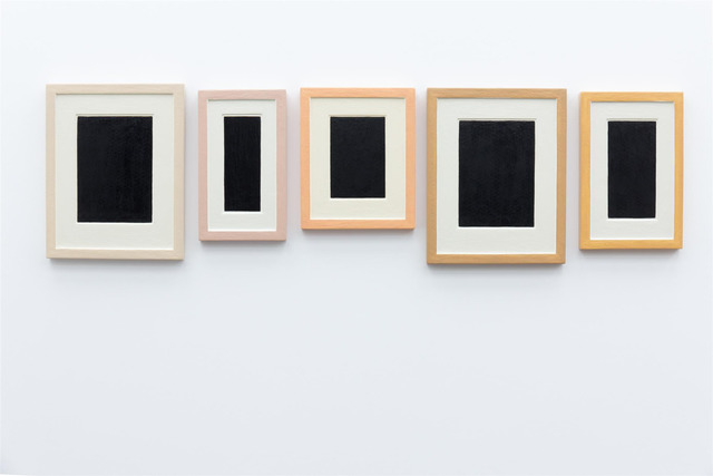 Allan McCollum, 'Collection of Five plaster surrogates', 1982-1990, MARUANI MERCIER GALLERY