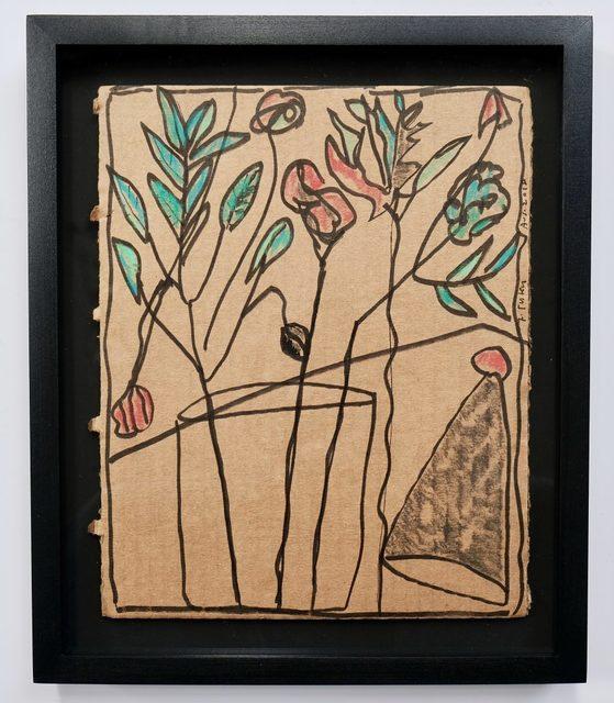 Frederic Tuten, 'Flowerscape and Cap', 2018, Planthouse