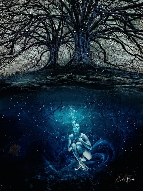, 'What Lies Beneath,' 2018, Fusion Art