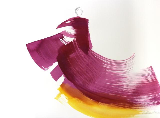 Bettina Mauel, 'The Violet Dress 3', 2015, Artspace Warehouse