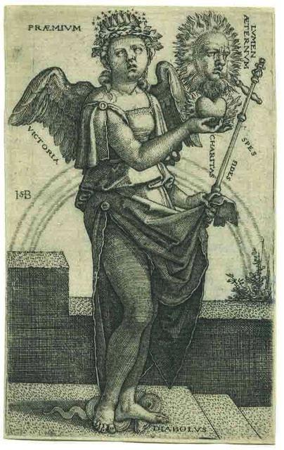 , 'Allegorie des Christentums – Allegory of Christianity,' , C. G. Boerner