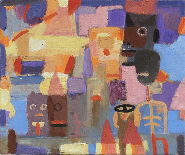 , 'Reunion,' 2016, Lora Schlesinger Gallery