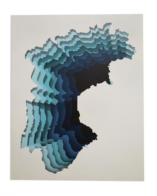 , 'Void_36,' 2016, Hashimoto Contemporary