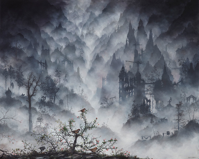 Brian Mashburn, 'Great Leap Forward', 2019, Haven Gallery