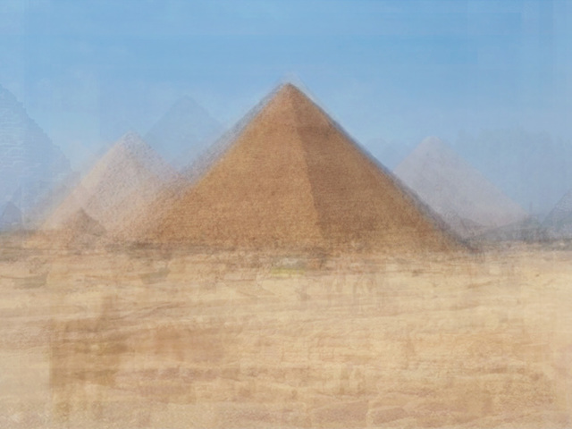 , 'Al-Gizah,' 2006, Danziger Gallery
