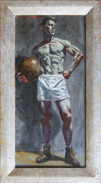 , '[Bruce Sargeant (1898-1938)], Benjamin with Medicine Ball,' , ClampArt
