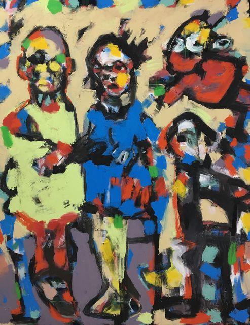 Cheikhou Ba, 'Nemesis', 2019, Kristin Hjellegjerde Gallery